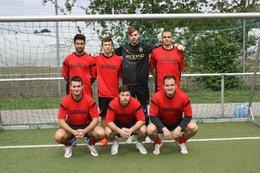 Turnier bei FC Roma 2015