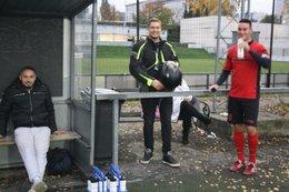 Dinamo - Vardar 4:0 (2:0)