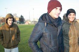 Eintracht - Vardar 4:3 (1:1)